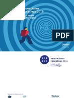 Innovaciones Educativas 2016  Educar para la sociedad digital 1