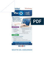VIVA - MANUAL  DEL ASEGURADO