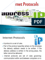 chapter 6 internet protocols