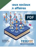 Reseaux Sociaux en Affaires Rezopointzero Oct2010 Web