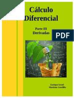3. Cálculo Diferencial Parte III Derivadas