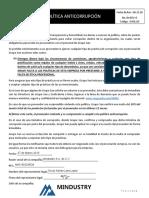 AV09_03  Politica anticorrupción