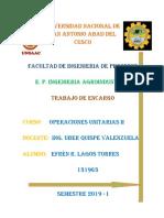 CONDUCCION DE CALOR EN ALETAS