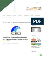 _Business Plan PDAM Tirta Bhagasasi Bekasi 2018-2023, Maksimalkan Pelayanan Air Bersih