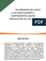 Presentación Estándares Mínimos SG-SST.pptx