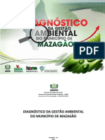 diagnostico ambiental Mazagao