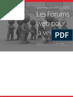 Utiliser les forums web pour la veille