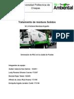 reporte RSU PUEBLA