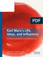 Karl Marx's Life,Ideas, and Influences