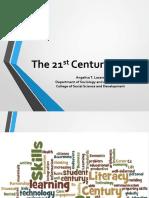 Lesson 1_The 21st Century World