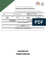 FORMATO DE PLANEACIÓN 2019-2020