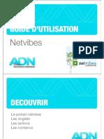 Guide d'utilisation de Netvibes
