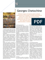 Georges Chetochine, gurú del retail