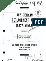 german replacement army.pdf