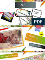 types of portfolio
