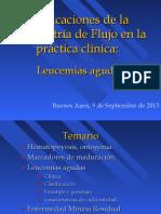 CMF Leucemias agudas