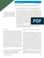 primer articulo de farmacologia