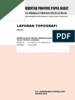 Laporan Topografi master triton