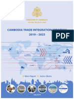 Cambodia Trade Integration Strategy  2019-2023 Main Report & Action Matrix