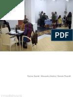 Catalogo Patrizia Giambi / Alessandra Andrini / Daniela Manzolli , 28-11-2010