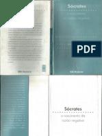Sócrates - O nascimento da razão dialética.pdf