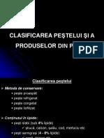 C-2 (Clasificare+Modificari postpescuire)