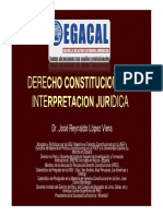 12-8-15_CAP_JLV_LA_INTERPRETACION_CONSTITUCIONAL