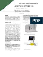 Informe #1 viscosimetro de hoppler