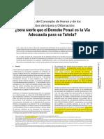 derecho penal la via idonea para tutela - delitos de injuria y difamación.pdf