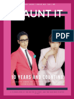 Flaunt It issue no. 188