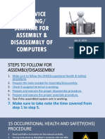 ASSEMBLY&DISASSEMBLY