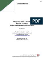 CHSD230 Math 1 Honors Module 4H TE.docx