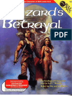 Mayfair Games - Role Aids - 743 - Fez v - Wizard's Betrayal