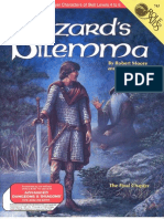 Mayfair Games - Role Aids - 745 - Fez VI - Wizard's Dilemma