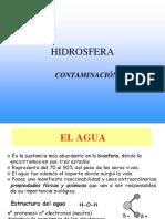Hidrosfera_Contaminacion - copia.ppt