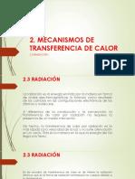 2.3 MECANISMOS DE TRANSFERENCIA DE CALOR-RADIACIÓN.pptx