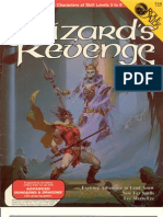 Mayfair Games - Role Aids - 725 - Fez IV - Wizards Revenge