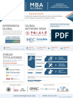 One pager - MBA Global