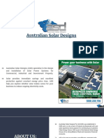 ASD - Best Commercial Solar System Installer in Australia | Offers