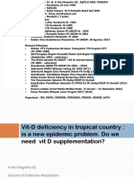 1. dr. K Hery Nugroho -Vit D Deficiency in tropical country  is new epidemic problem. Do we need vit D supplementation