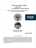 Nebraska Grant Application Stimulus Program Education Funds