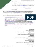 pentru aprobarea Normelor metodologice de aplicare a prevederilor referitoare la atribuirea contractului de achiziţie publica