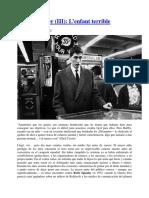 Bobby Fischer (III)