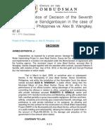 March 1, 2019 (People of the Philippines vs. Alex B. Wangkay, et al.).pdf