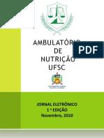 Jornal Ambulatório de Nutrição - UFSC