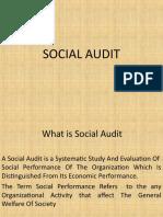 Social Audit