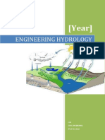 ENGINERNG HYDROLOGY