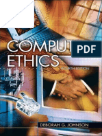 Computer Ethics 4E