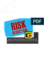 Reducción riesgos y consumo recreativo de drogas