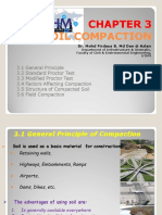 Chapter 3 Soil Compaction UTHM